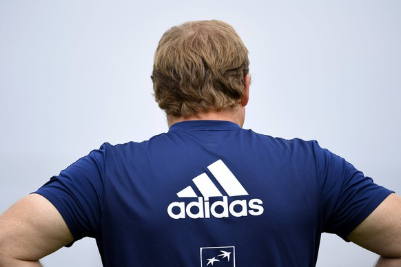 TUBIZE, BELGIUM - AUGUST 20 : Hein Vanhaezebrouck head coach of RSC Anderlecht during a RSC Anderlecht training session in the RSCA training center on August 20, 2018 in Tubize, Belgium, 20/08/2018 Adidas FOOTBALL : Entrainement Anderlecht - Tubize - 20/08/2018 PhotoNews/Panoramic PUBLICATIONxINxGERxSUIxAUTxHUNxONLY