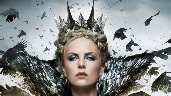 Kristen Stewart and Charlize Theron star in Universal Pictures Snow White and the Huntsman. Poster Los Angeles CA PUBLICATIONxINxGERxSUIxAUTxONLY Copyright: xAPCx 31498_021
