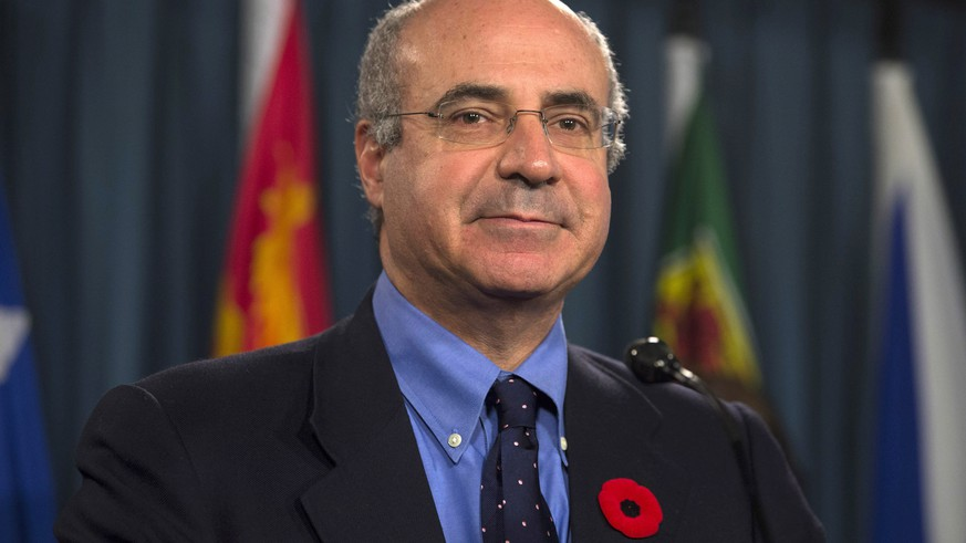 THE CANADIAN PRESS 2017-11-01. Bill Browder is seen during a news conference on Canada's adoption of the Magnitsky law in Ottawa, Wednesday November 1, 2017. THE CANADIAN PRESS/Adrian Wyld URN:33536416 |