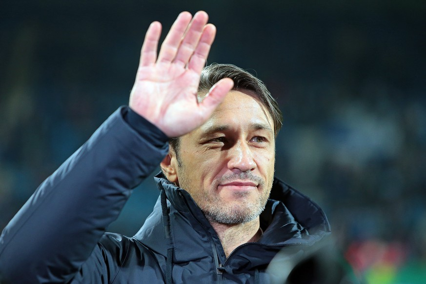29.10.2019, xovx, Fussball DFB Pokal 2.Runde, VfL Bochum - FC Bayern Muenchen emspor, Trainer Niko Kovac FC Bayern Muenchen, Portrait DFL/DFB REGULATIONS PROHIBIT ANY USE OF PHOTOGRAPHS as IMAGE SEQUENCES and/or QUASI-VIDEO Bochum *** 29 10 2019, xovx, Football DFB Cup 2 Round, VfL Bochum FC Bayern Muenchen emspor, Coach Niko Kovac FC Bayern Muenchen , Portrait DFL DFB REGULATIONS PROHIBIT ANY USE OF PHOTOGRAPHS as IMAGE SEQUENCES and or QUASI VIDEO Bochum