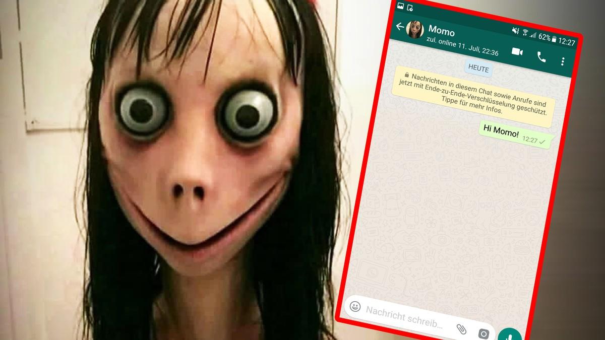 Whatsapp Kettenbrief Momo