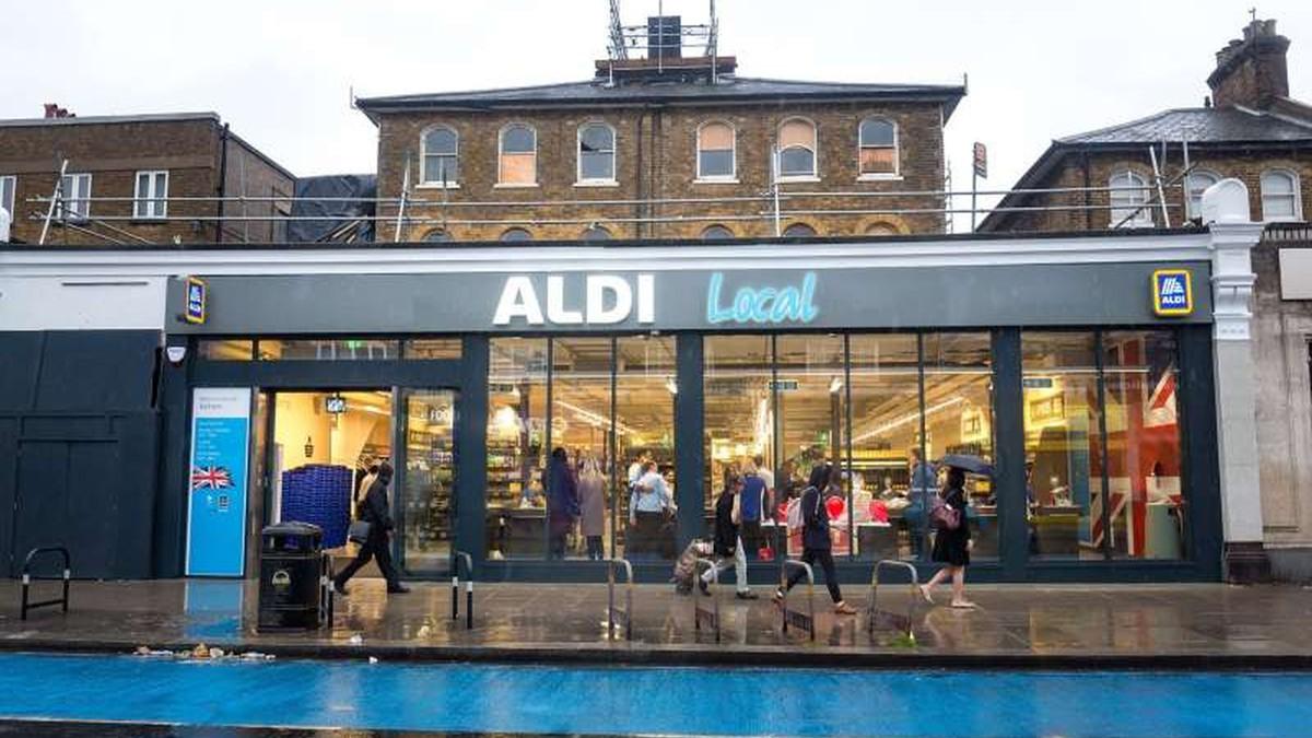 Aldi startet in London völlig neues Konzept – darum geht das ...