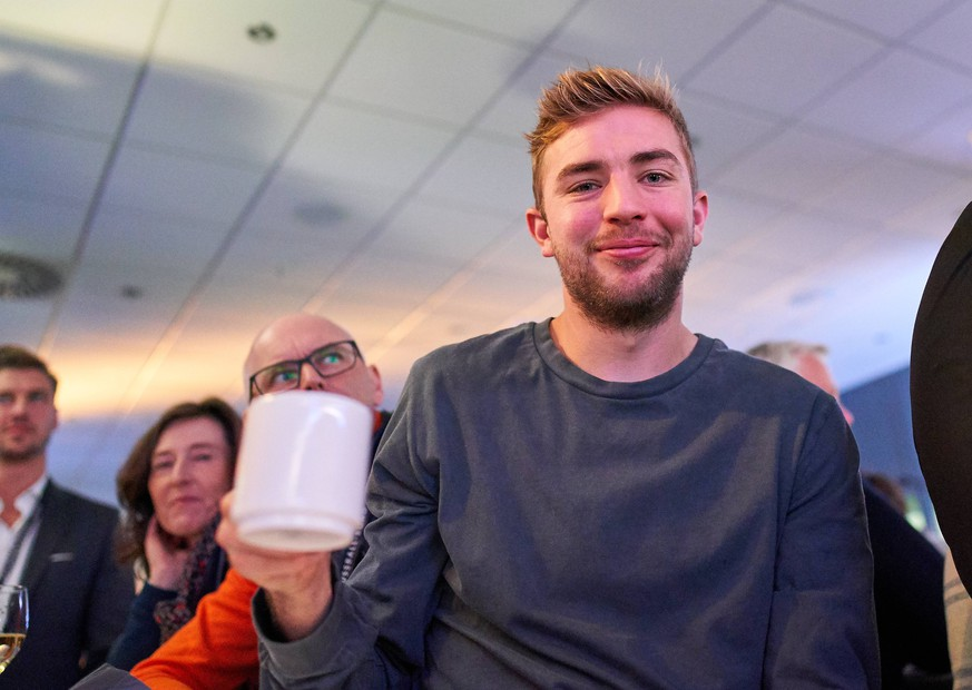 Christoph KRAMER, MG6 half-size, portrait, GERMANY - NETHERLANDS 2-2 Important: DFB regulations prohibit any use of photographs as image sequences and/or quasi-video. Football Nations League, Season 2018/2019, Gelsenkirchen, Germany, November 19, 2018. DFB, Photographer: Peter Schatz / MAGICS